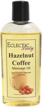 Hazelnut Coffee Massage Oil - $12.60+