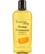 Orange Creamsicle Massage Oil - $12.60+
