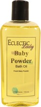 Baby Powder Bath Oil - $12.60+