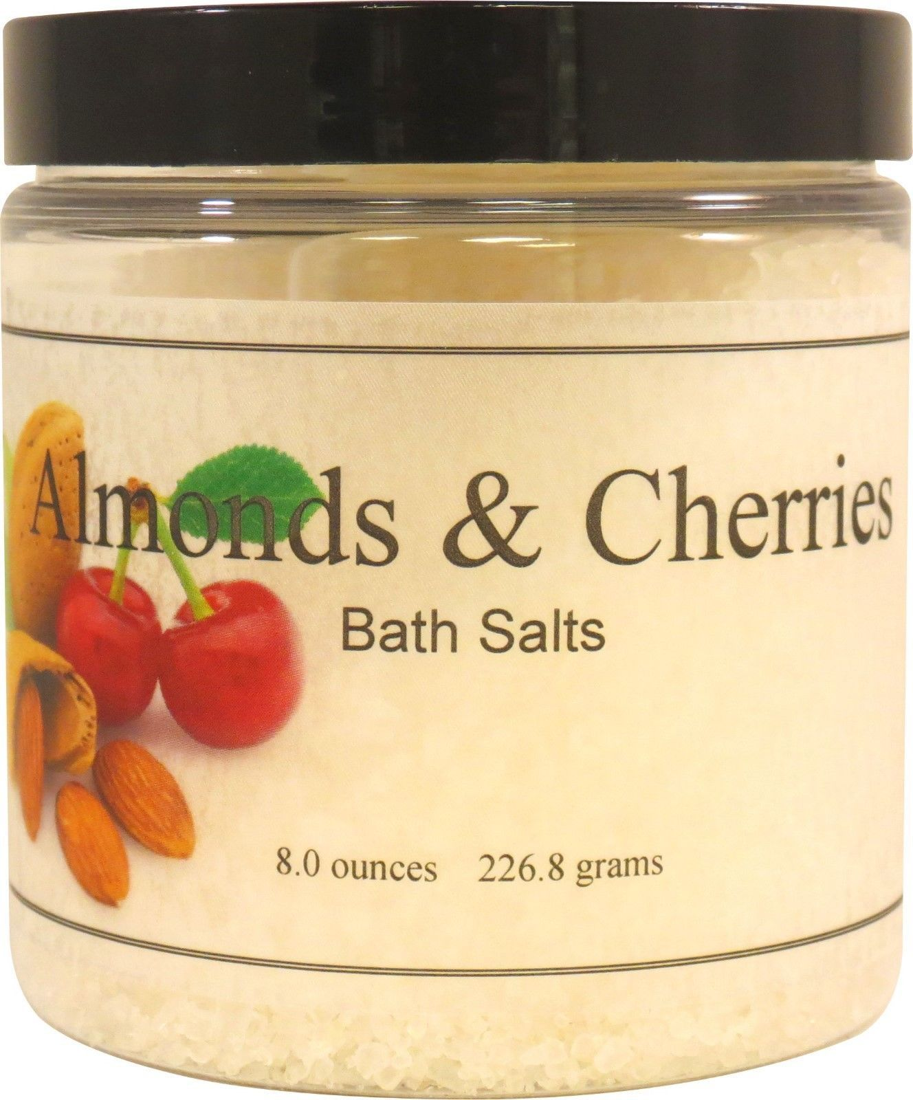 Almonds and Cherries Bath Salts