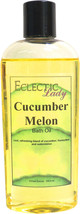 Cucumber Melon Bath Oil - $12.60+
