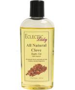 Clove All Natural Bath Oil - $14.54+