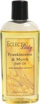Frankincense And Myrrh Bath Oil - $12.60+