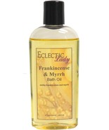 Frankincense And Myrrh Bath Oil - $12.60+