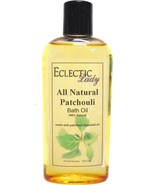 Patchouli All Natural Bath Oil - $14.54+