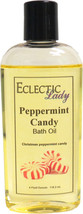 Peppermint Candy Bath Oil - $12.60+