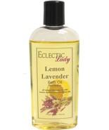 Lemon Lavender All Natural Bath Oil - $14.54+