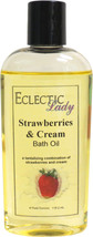 Strawberries And Cream Bath Oil - $14.54+