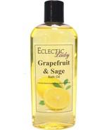 Grapefruit And Sage Bath Oil - $12.60+