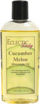 Cucumber Melon Massage Oil - $12.60+