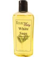 White Sage Massage Oil - $12.60+
