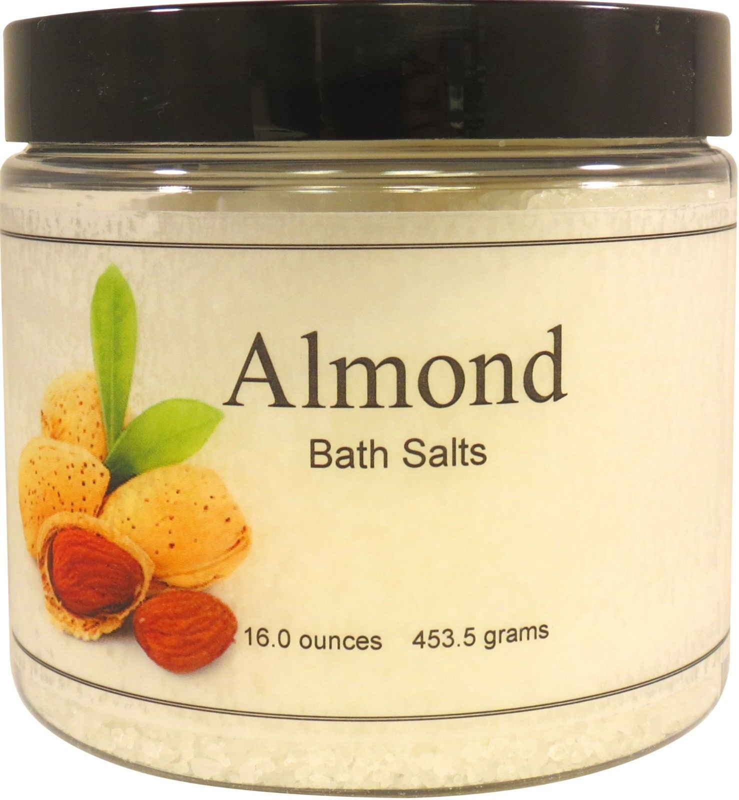 Almond Bath Salts