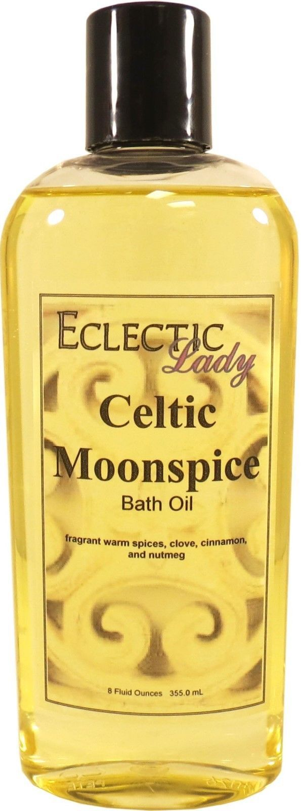 Celtic Moonspice Bath Oil