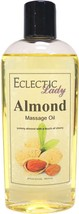 Almond Massage Oil - $12.60+