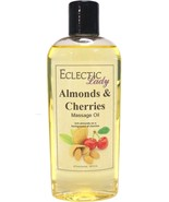 Almonds and Cherries Massage Oil - $12.60+