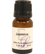 Jasmine Fragrance Oil, 10 ml - $9.69