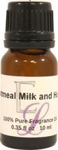 Oatmeal Milk and Honey Fragrance Oil, 10 ml - $9.69