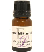 Oatmeal Milk and Honey Fragrance Oil, 10 ml - $9.69