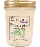 Eucalyptus Essential Oil Smelly Jelly, Natural Room Air Freshener, 8 oz - $15.51