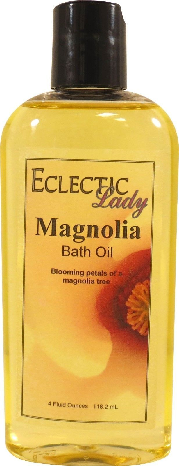Magnolia Bath Oil
