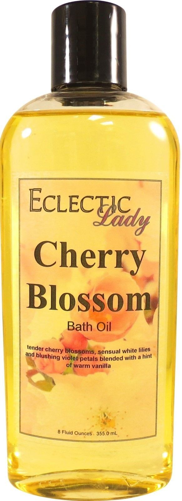Cherry Blossom Bath Oil