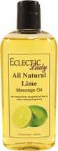 Lime All Natural Massage Oil - $14.54+
