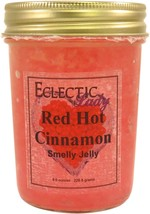 Red Hot Cinnamon Smelly Jelly, Room Air Freshener, 8 oz - $13.57