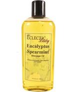 Eucalyptus Spearmint Massage Oil - $12.60+