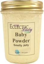 Baby Powder Smelly Jelly, Room Air Freshener, 8 oz - $13.57
