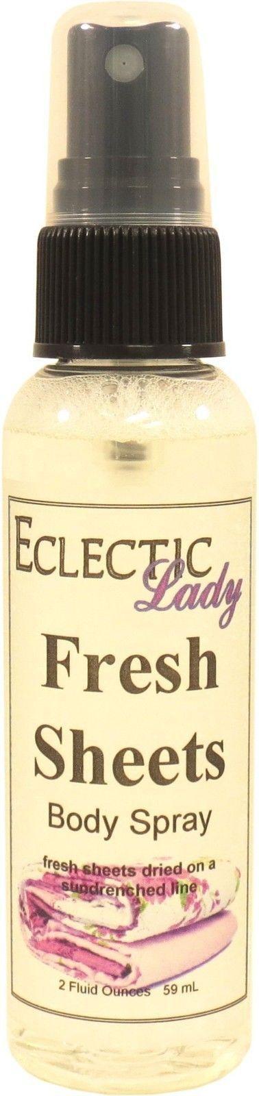 Fresh Sheets Body Spray
