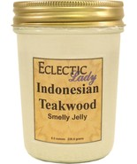 Indonesian Teakwood Smelly Jelly, Room Air Freshener, 8 oz - $13.57