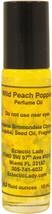 Wild Peach Poppies Perfume Oil, Roll On Perfume Oil - $11.63+