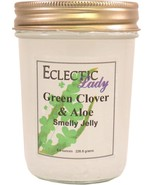 Green Clover And Aloe Smelly Jelly, Room Air Freshener, 8 oz - $13.57