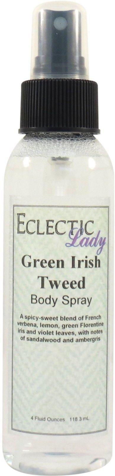 Green Irish Tweed Body Spray