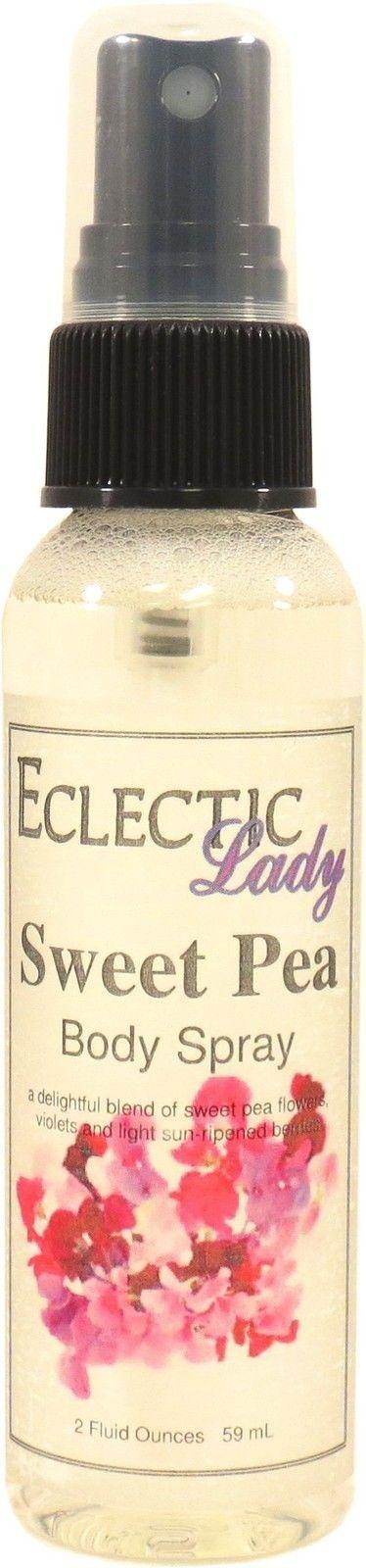 Sweet Pea Body Spray