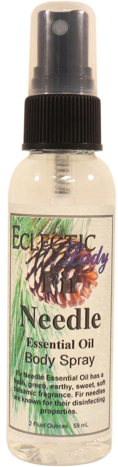 Fir Needle Essential Oil Body Spray