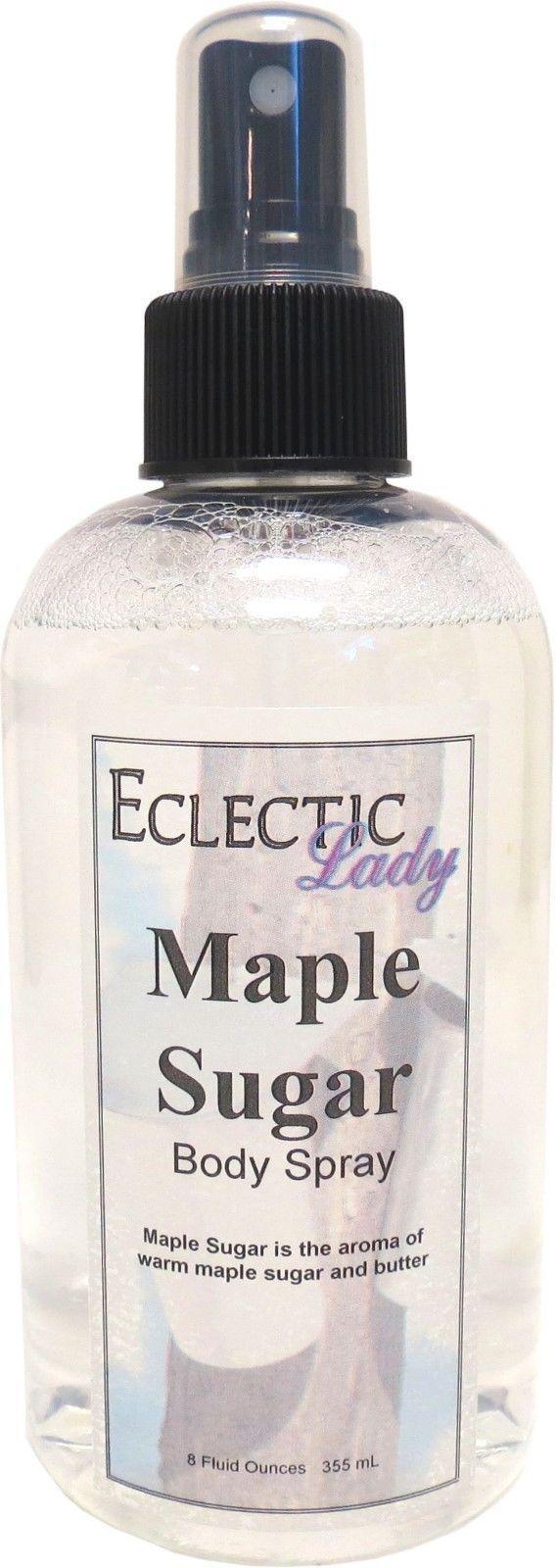 Maple Sugar Body Spray