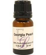 Georgia Peach Fragrance Oil, 10 ml - $9.69
