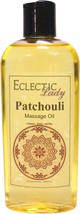 Patchouli Massage Oil - $12.60+
