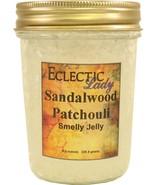 Sandalwood Patchouli Smelly Jelly, Room Air Freshener, 8 oz - $13.57