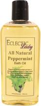 All Natural Peppermint Bath Oil - $14.54+