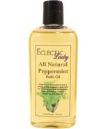 Peppermint All Natural Bath Oil - $14.54+