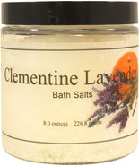 Clementine Lavender Bath Salts - $12.36+
