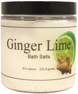 Ginger Lime Bath Salts - $12.36+