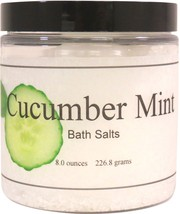 Cucumber Mint Bath Salts - $12.36+