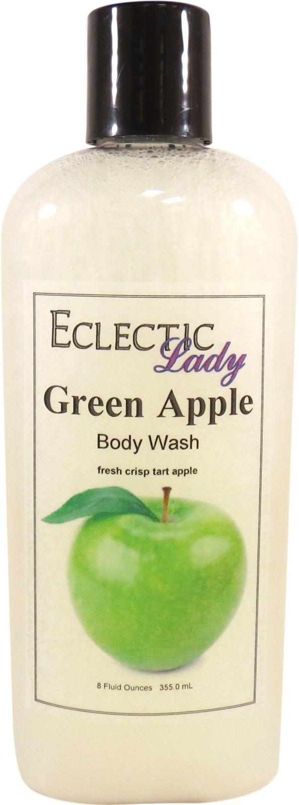 Green Apple Body Wash
