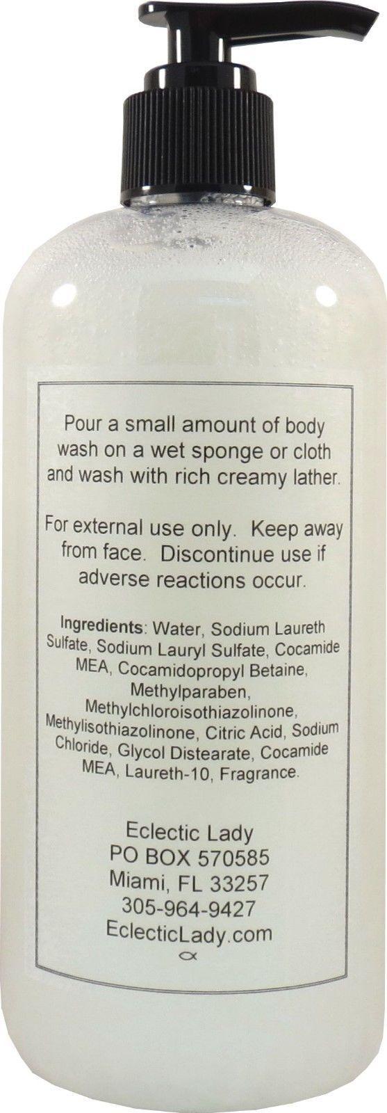 Clementine Lavender Body Wash
