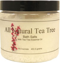 All Natural Tea Tree Bath Salts - $13.33+