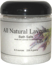 All Natural Lavender Bath Salts - $13.33+