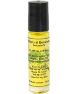All Natural Eucalyptus Perfume Oil, Roll On Perfume Oil - $13.57+